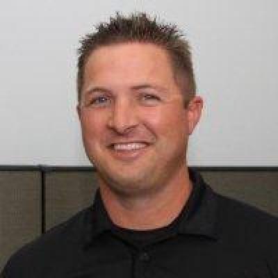 Sun Coast Resources director of sales, Ryan Wilson.
