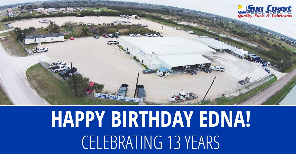 Edna Facility Anniversary